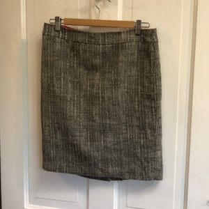 Cynthia Rowley | Black/white Skirt sz 6 LIKE NEW